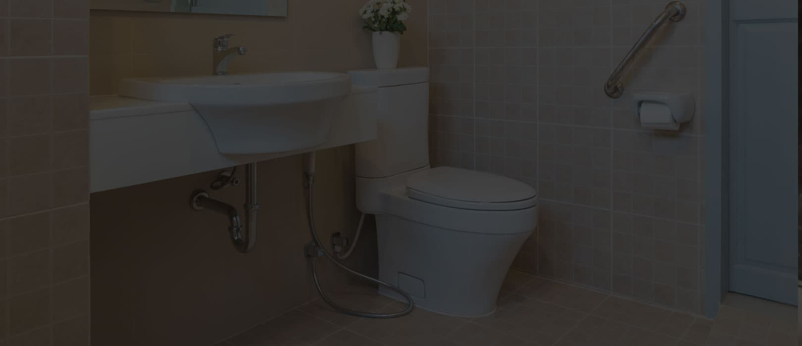 toilet repair arlington